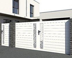 Chassis Or - Saint-Étienne - Portails et clôtures